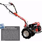 Motocultivador Microtrator Tratorito Mwg722 Tipo Tobata