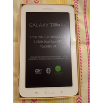 Tablet Samsung Galaxy Tab 3 Lite 7 Pulg Android 8 Gb Wifi
