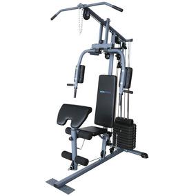 Estação De Musculação E Exercícios Avançada 68 Kg - Mor