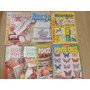 Lote Com 7 Revistas Ponto Cruz