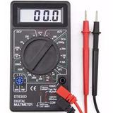 Tester Multimetro Probador Voltaje Digital Electronica
