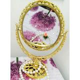 Espelhos De Mesa Maquiagem Provençal Tamanho G