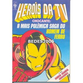 Heróis Da Tv Nº 76 - Editora Abril - 1985