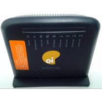 Modem Roteador Wifi Technicolor Td5137 Oi Velox Original