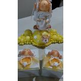 20 Cajitas Comunion +centro De Torta 650