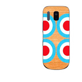 Capa Adesivo Skin217 Verso Nokia Asha 202