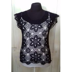 Remera/sweater/blusa/chaleco Tejid0 Crochet Artesanal