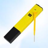 Medidor De Ph Água Display Digital Piscina Cloro Bateria Inc
