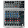 Consola Mixer Peavey Pv8 8 Canales 4 Xlr