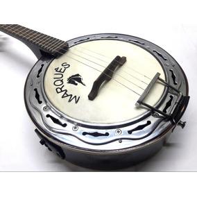 Banjo Marques Elétrico Com Afinador Bm 1202 Musical Baruk