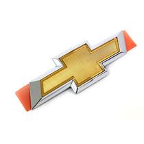 Emblema Simbolo Gm Chevrolet Tras Novo Prisma 2017 Gravatinh