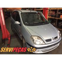 Sucata Renault Scenic 2.0 16v 2004