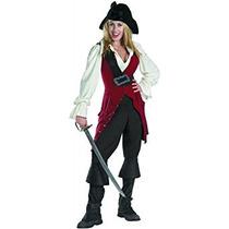 Disfraz Para Niña Piratas Del Caribe - Elizabeth Pirate Del
