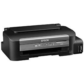 Impresora Inyeccion Monocromatica M105 Epson Sist Tinta