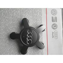 Centro Tapa De Rin Audi Original