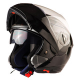 Casco Modular Edge 13 Jet Dot