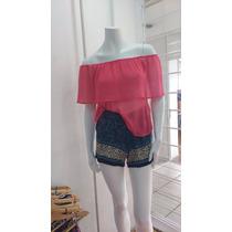 Blusas, Bodys, Camisas Y Shorts Dama Moda 2017