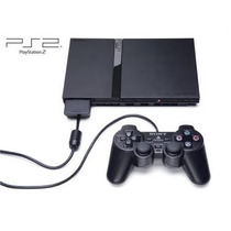 Ps2 Slim Chipeada Joystick Bolso 64mb Electroalsina Banfield