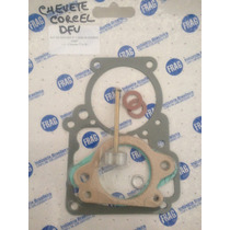 Kit Reparo Do Carburador Dfv Chevette/corcel