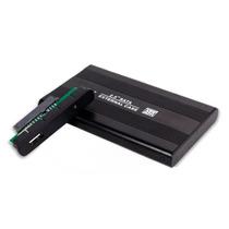 Case Gaveta Hd Sata Externo Notebook 2.5 Usb Pc Xbox Bolso