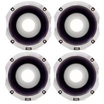 4 Boca Corneta Curta Alumínio Jbl Hl14-50 Trio Profissional