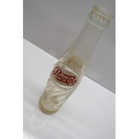 Antiga E Rara Garrafa De Pepsi Cola
