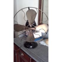 Ventilador Antiguo Marelli Funcionando