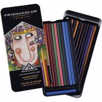 Prismacolor Premiar Lata 24 Colores Profesionales