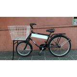 Bicicleta Reparto Con Canasto Nuevo Modelo Mas Reforzado