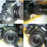 Cámara De Fotos Fujifilm Original