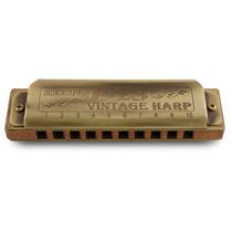 Gaita De Boca Hering Vintage Harp 1923 C Dó + Segurador S250