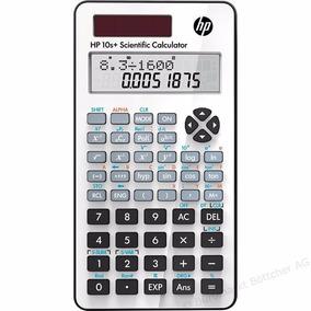 Calculadora Científica Hp-10s+ Português Nw276aa Lacrada