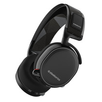 Audífonos Steelseries Arctis 7 Con Soporte Dts 7.1 - Negro