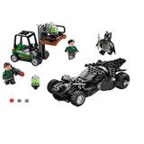 Set De Fichas Tipo Lego Super Heroes - Batimovil 306 Piezas