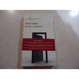 Poesía Completa Autor: Paul Auster