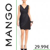 Vestido Mng Black Cocktail By Mango Suit Talla M