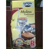 Molino De Maíz Corona 100% Colombiano