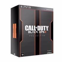 Jogo Ps3 Call Of Duty Black Ops Ll Pro Edition - Lacrado