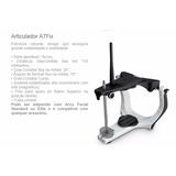 Articulador Bio Art A7 Fix Odontológico Semi Ajustavél