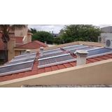Calefaccion Solar-casas Y Pisicinas-el Mejor-córdoba