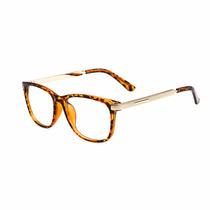 Armação Óculos De Grau - Acetato Quadrada Grande Feminino Da