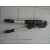 Ponchadora Prensa Terminal Hidráulico Hosky Comprim 10000psi