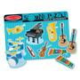 Melissa Y Doug Instrumentos Musicales Sonido Puzzle - Puzzl