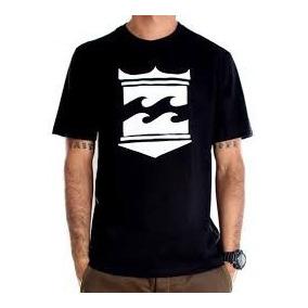Kit 6 Camisetas Quik Silver Oakley Hurlley Billabong + Frete