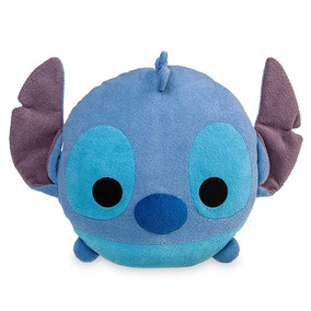 Tsum Tsum Stitch Cojín/almohada Importado Disney Store