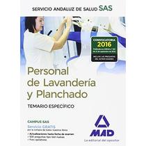 Personal De Lavandería Y Planchado Del Servicio Andaluz De