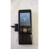 Telefono Sony Ericsson W910i Con Su Caja