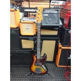 Bajo Sx Jazz Bass Fjb 62 C T 3ts Sunburst Vintage Series