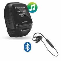 Reloj Tomtom Multisport Gps Forerunner Spark Fit Music Mp3