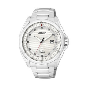 Reloj Citizen Eco-drive Titanium Caballero Aw1400-52a